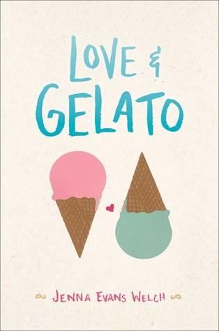Love & Gelato by Jenna EvansWelch