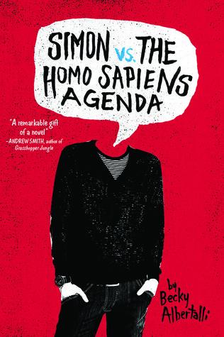 Simon vs. the Homo Sapiens Agenda by BeckyAlbertalli