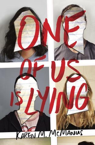 One Of Us Is Lying by Karen M.McManus