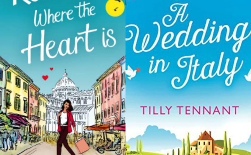From Italy With Love Series by TillyTennant