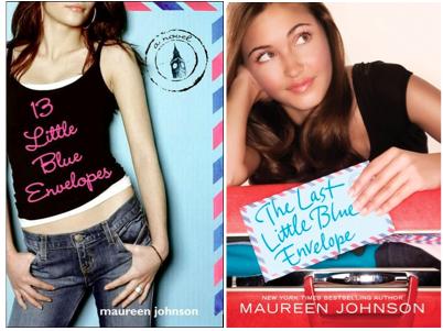 Little Blue Envelope Series by MaureenJohnson