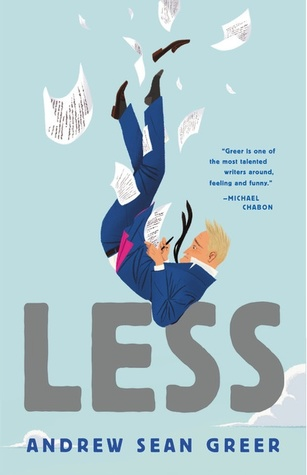 Less by Andrew SeanGreer