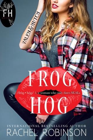Frog Hog by RachelRobinson