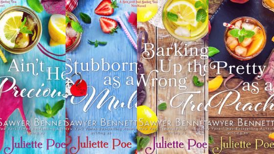 Sex & Sweet Tea Series by JuliettePoe