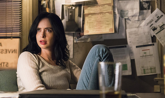 The Female, the Flawed, the Ferocious: A Review of Season Two of Jessica Jones
